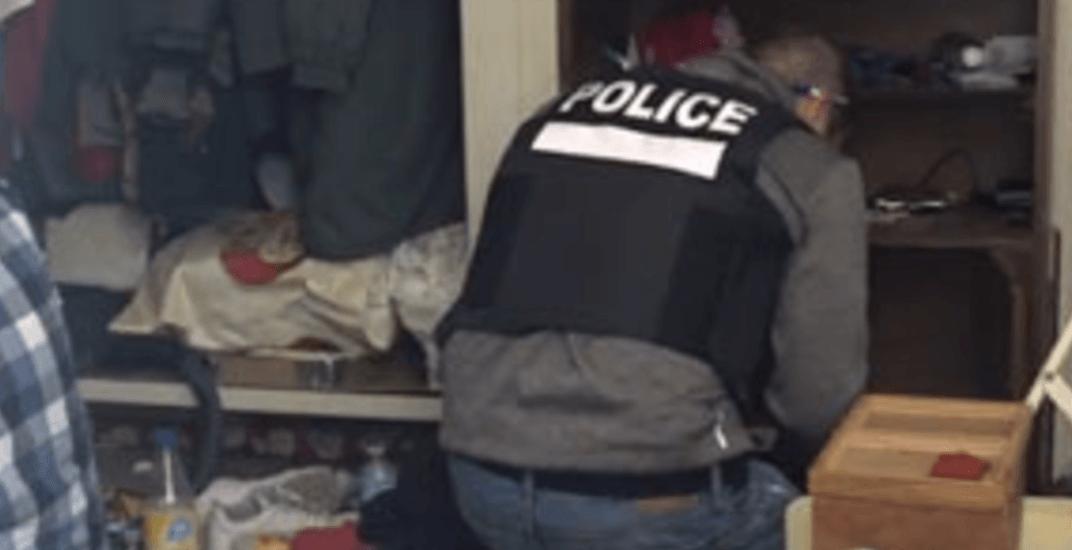 Montreal police arrest ten suspects in fentanyl and heroin raids