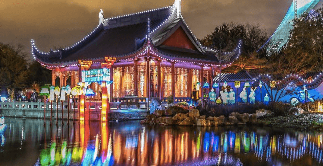 17 pictures to get you excited for this year's Gardens of Light festival
