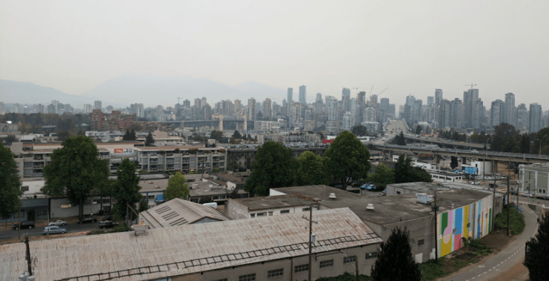 Air Quality Advisory for Metro Vancouver continues Wednesday