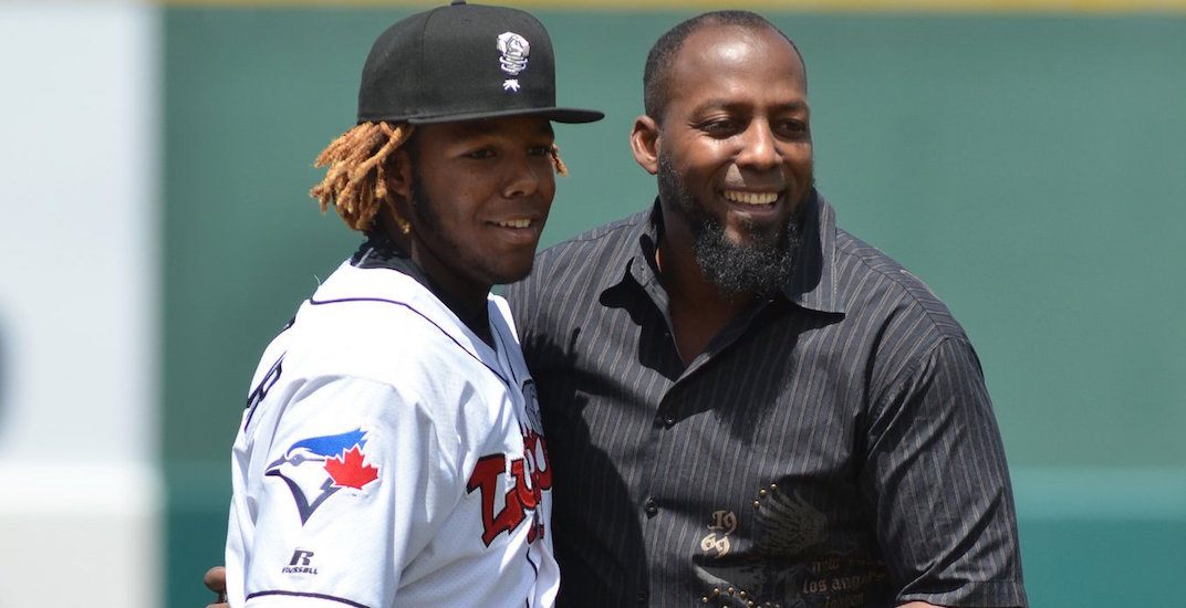 Blue Jays' Vladimir Guerrero Jr named prospect of the year by ESPN