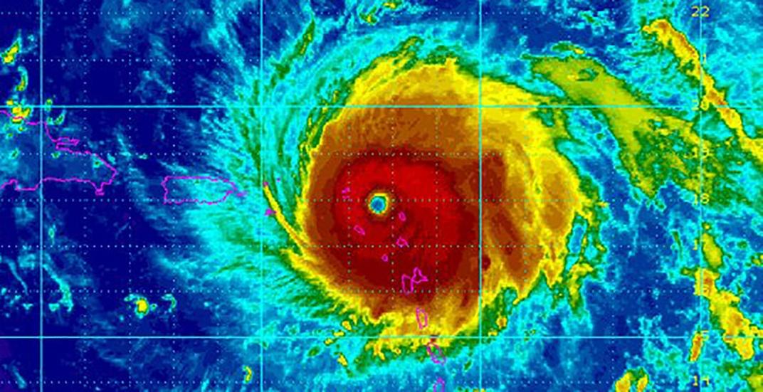 Hurricane irma nhc atlantic ops twitter