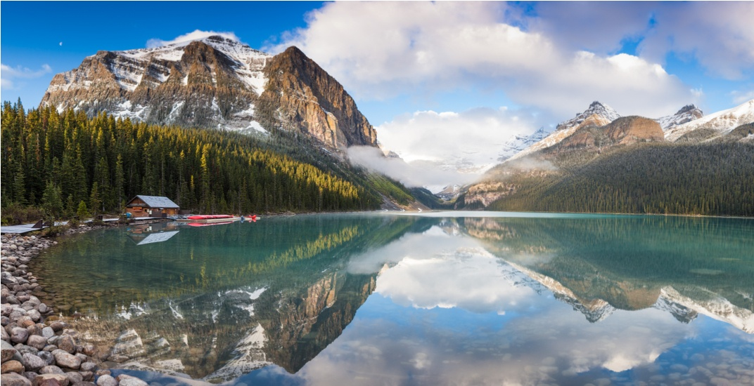 Awesome Alberta: Lake Louise is a turquoise treasure