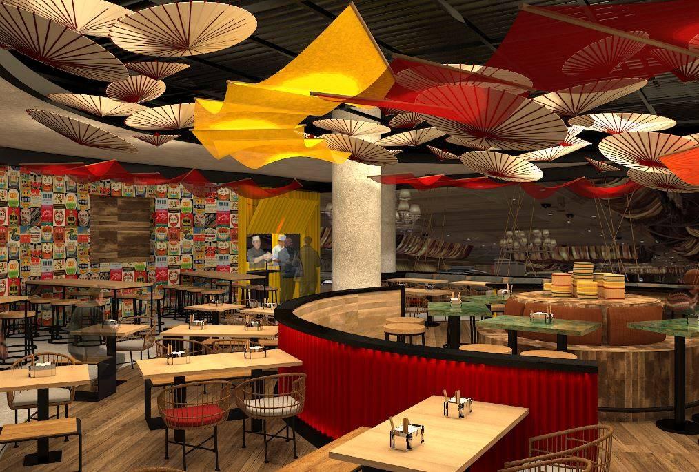 Parq Vancouver Restaurants