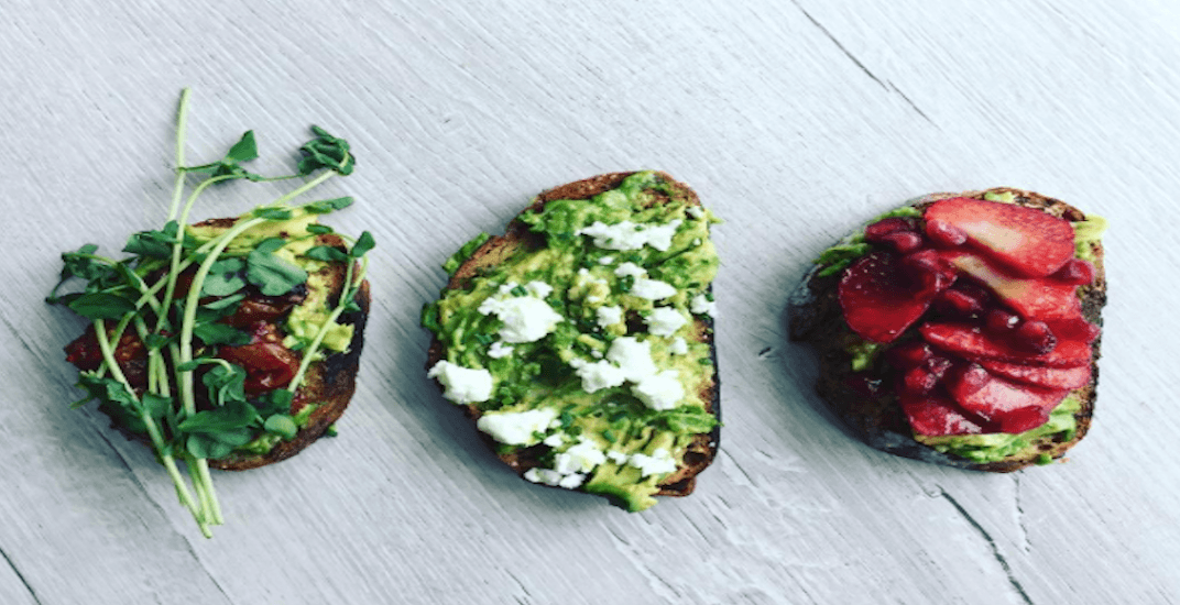 18 places to get smashed avocado toast in Calgary