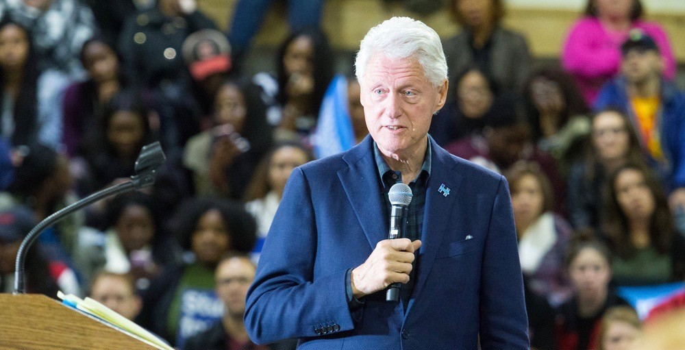 Bill Clinton coming to Toronto next month to talk leadership