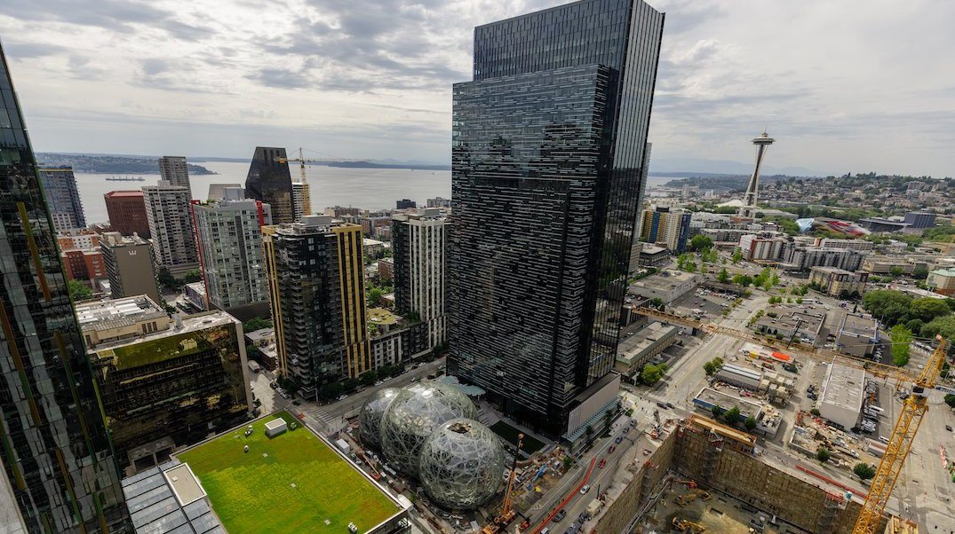 Montreal is vying to become home to Amazon's new $5B headquarters