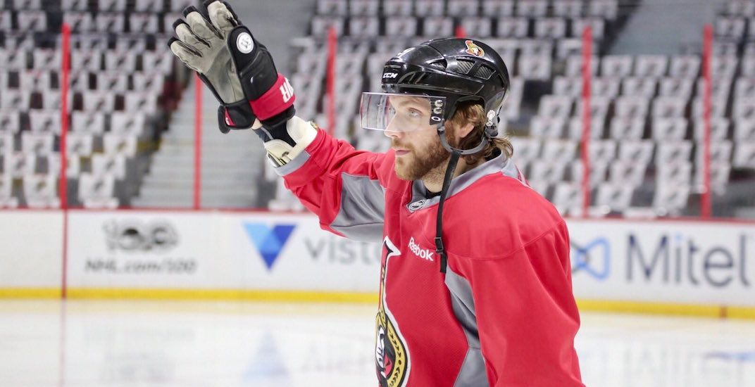 Ottawa Senators remove 1,500 seats from arena to increase attendance