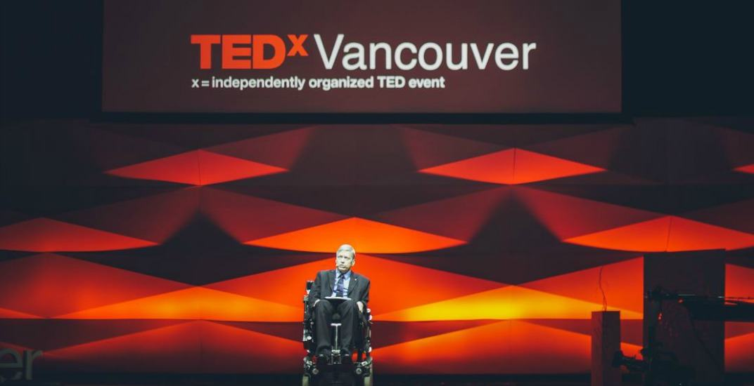 TEDxVancouver is happening this November and you need to be there