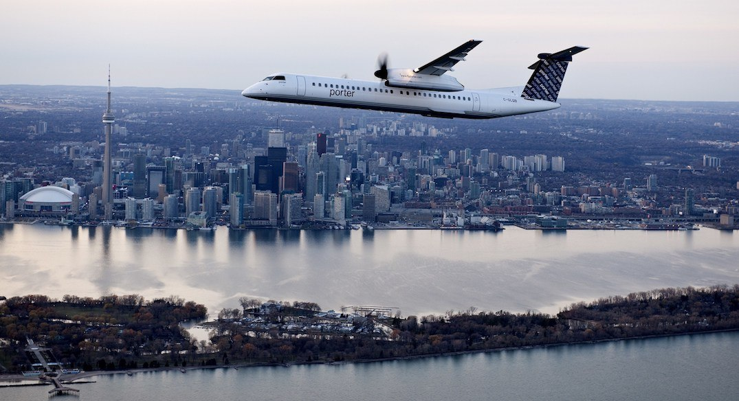 You can fly from downtown Toronto directly to Muskoka this summer