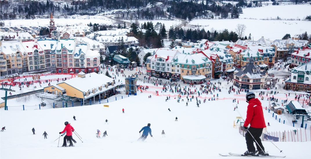 Mont Tremblant is getting a major $17 million renovation (RENDERINGS)