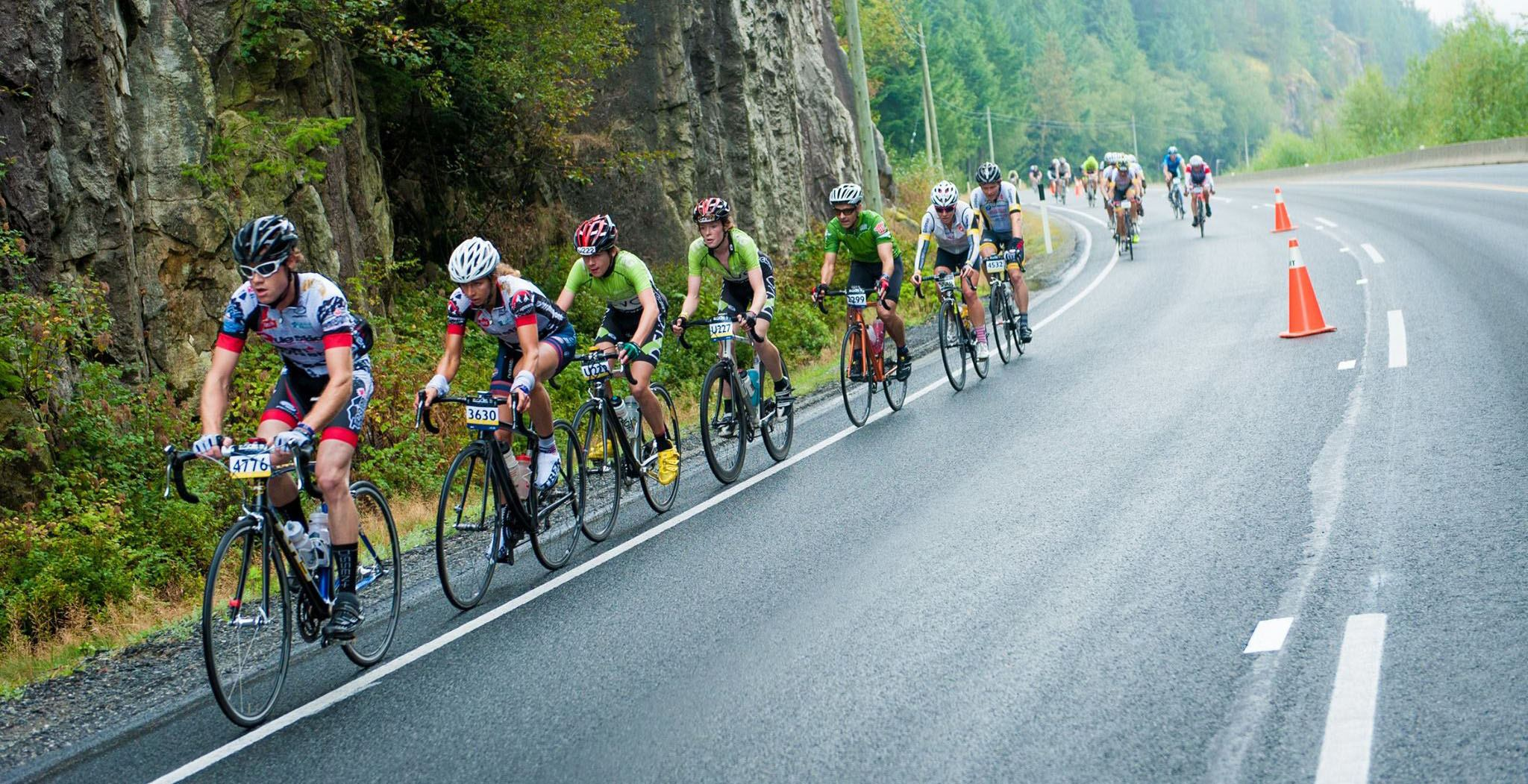 Road Conditions Vancouver: Vancouver And Sea-To-Sky Road Closures Due To GranFondo