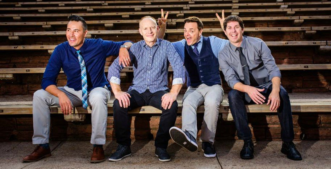 The Piano Guys Vancouver 2017 concert at Queen Elizabeth Theatre