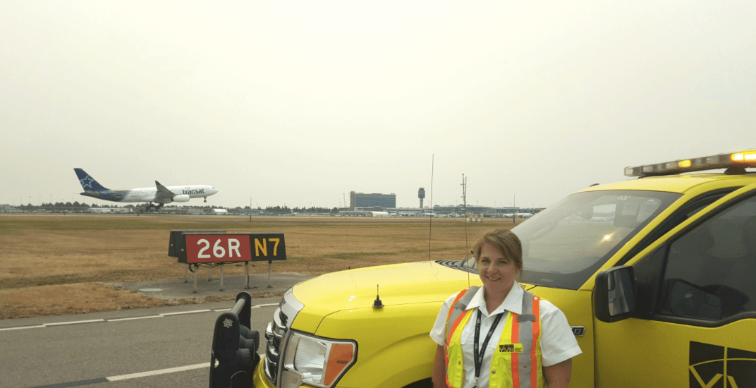 Vancouver's most interesting jobs: What it's like to be an Airside Safety Officer at YVR