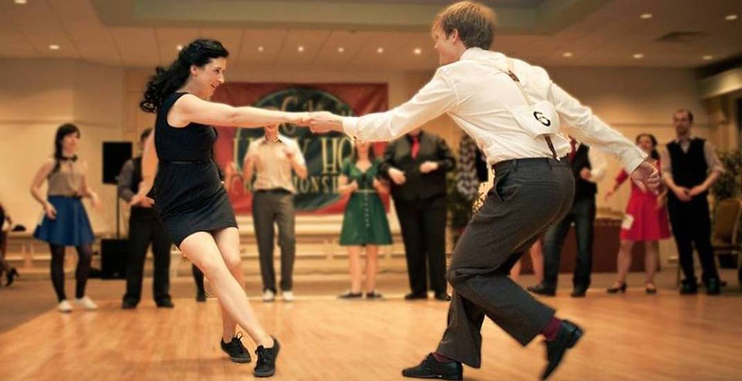 Swing dance lessons will get you out on the dance floor for just $10