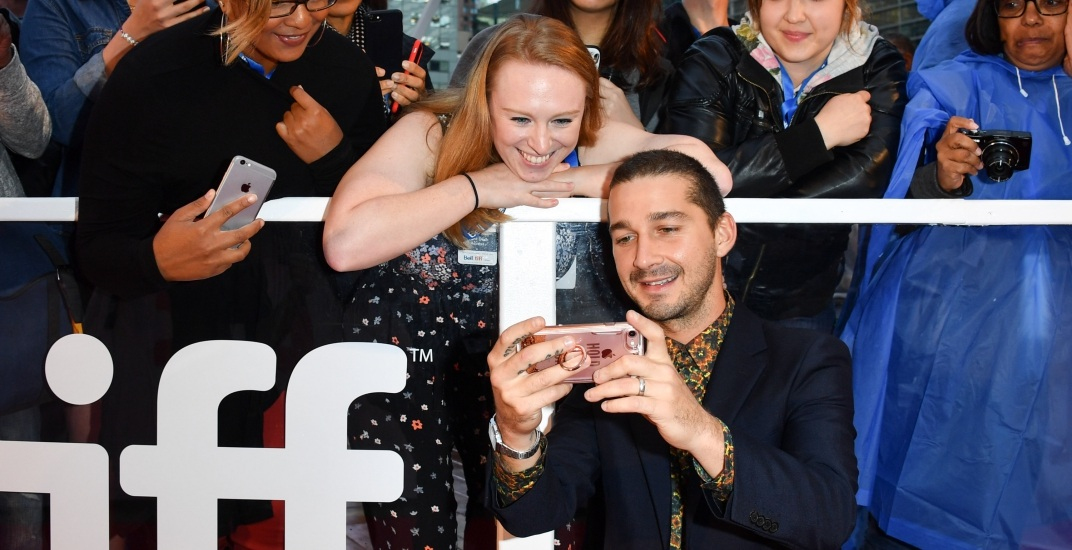 TIFF 2017 Day 1: Celebrity sightings in the city