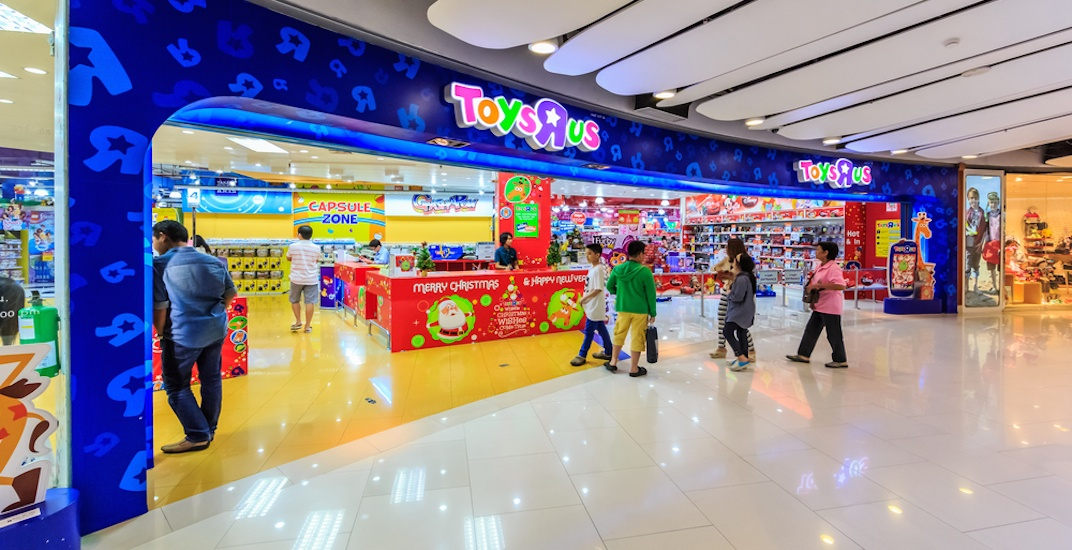 an analysis of the issues of toys r us a toy company