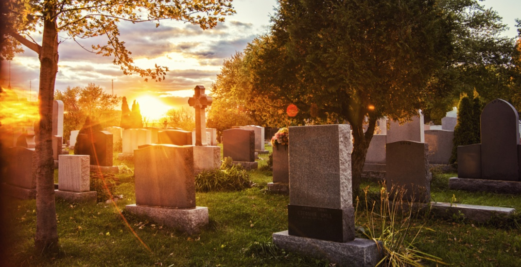 All Souls Weekend at Mountain View Cemetery in Vancouver