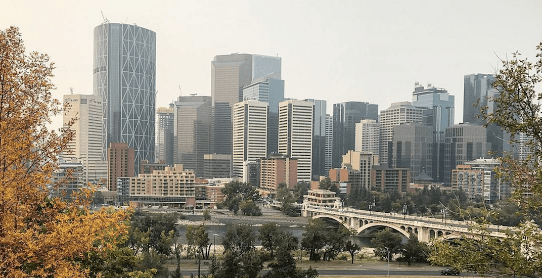Air quality statement remains in effect for Calgary