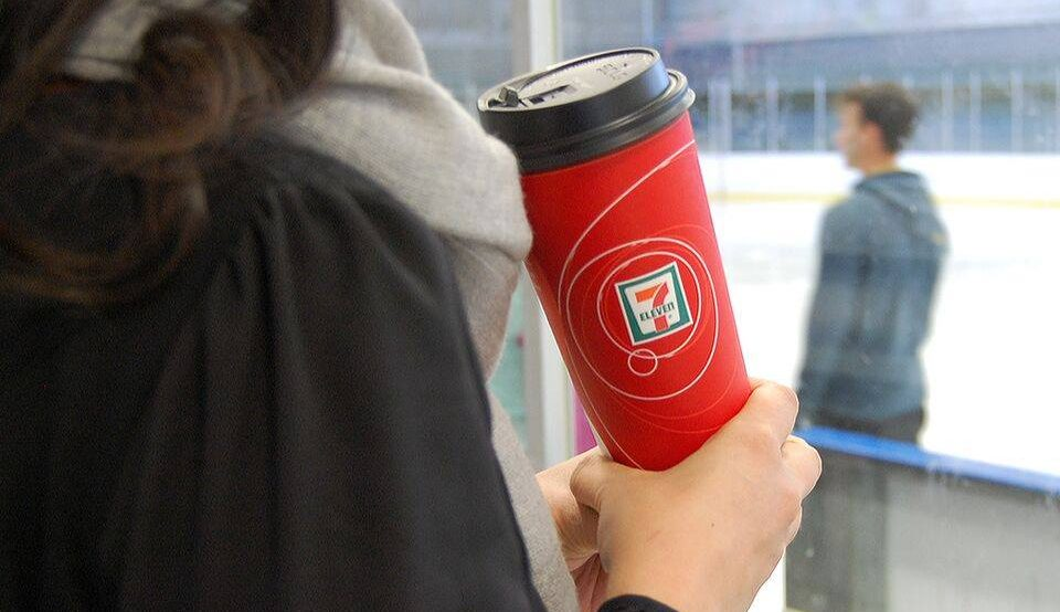 7-Eleven is giving away free coffee today!