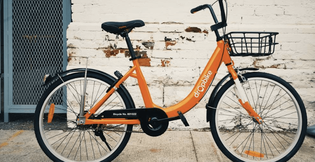 A $1 'dockless' bike rental program is now available in Montreal
