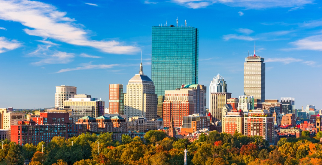 You can now fly from Montreal to Boston for under $110 roundtrip