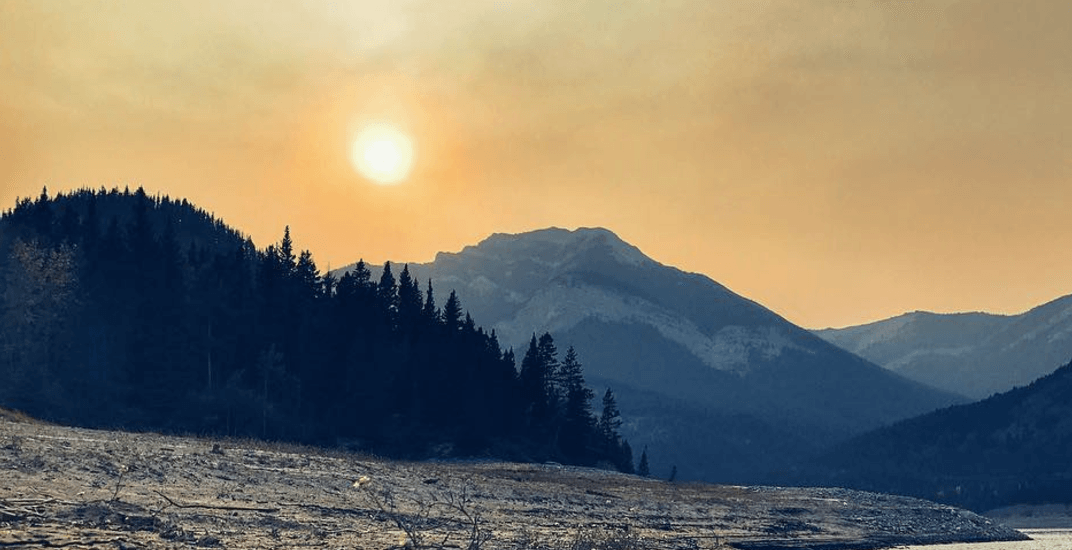 Calgary weather this weekend features smoke and sun
