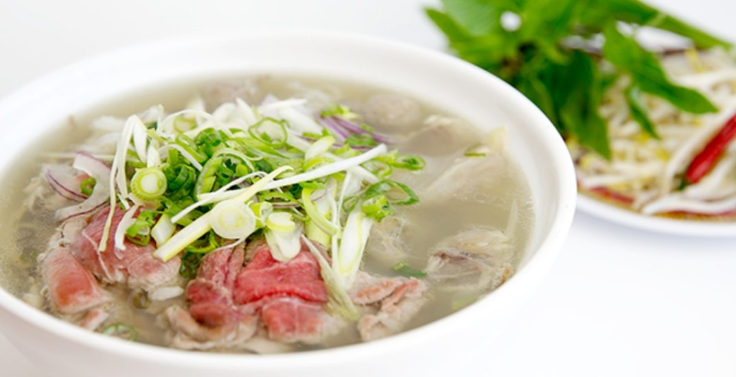 10 of the best spots for pho in the GTA