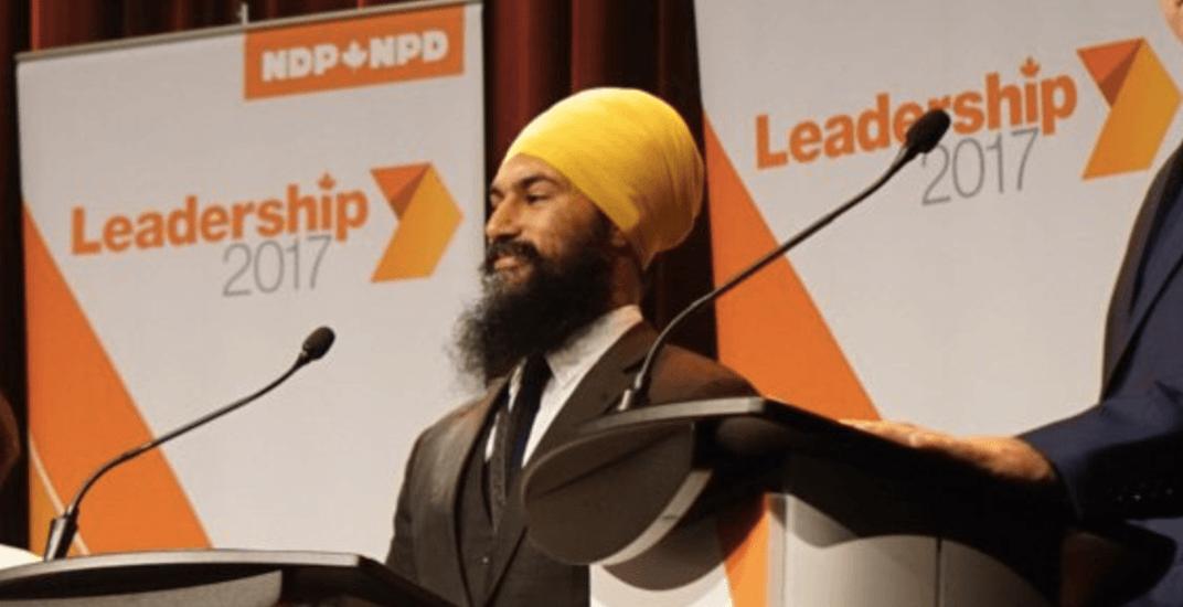 Jagmeet Singh calls for decriminalizing drug possession charges (VIDEO)