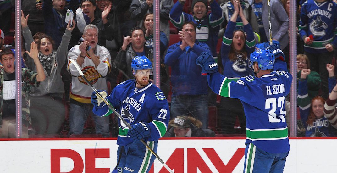 Sedins say they won't play anywhere but Vancouver in touching letter