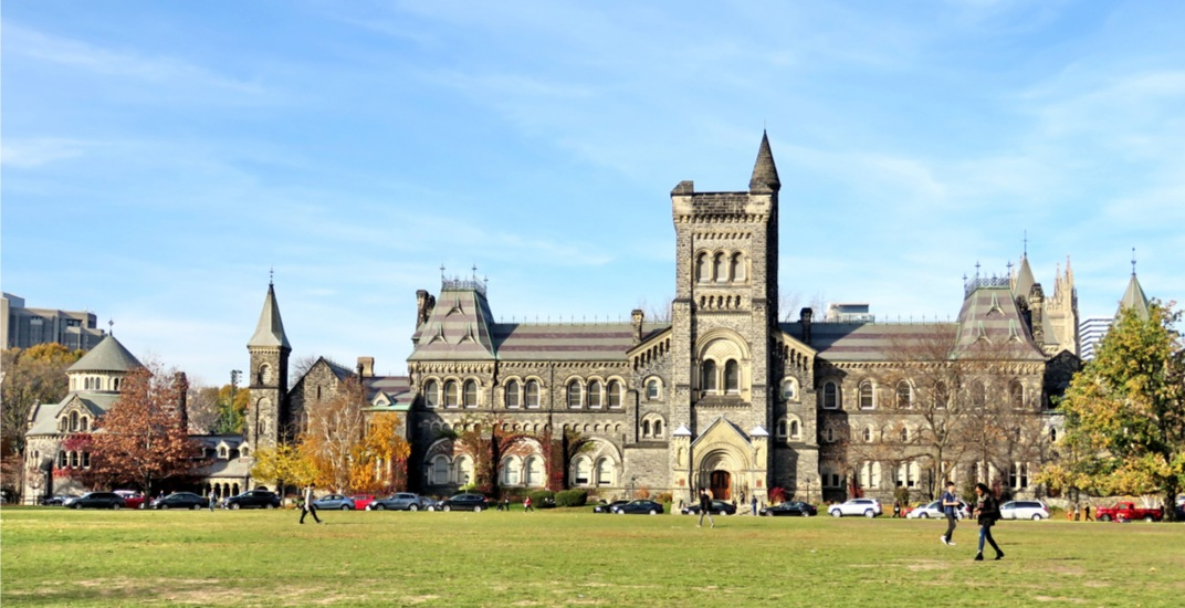 University of Toronto ranked most reputable school in Canada