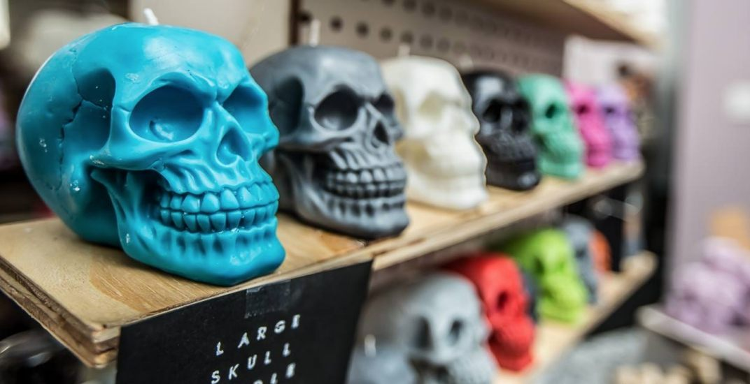 Macabre markets popping up in Toronto this October