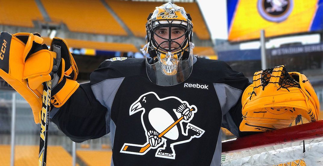 Marc-Andre Fleury was open to Flames deal at trade deadline
