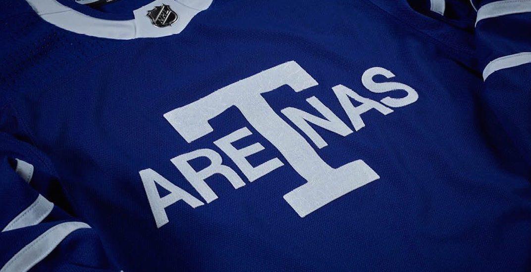 Leafs toronto arenas