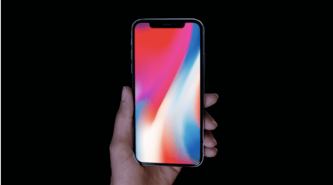 Apple unveils new iPhone X, 'the future of the smartphone' (PHOTOS)