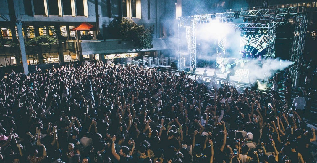 See Roy Woods, Elephante, and Audien at SFU's 2017 Fall Kickoff Concert