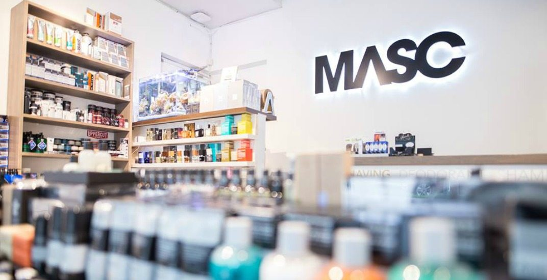 Win a $250 gift card for MASC Skincare & Grooming (CONTEST)