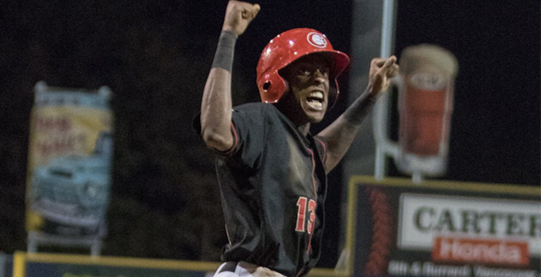 Vancouver Canadians win Northwest League championship