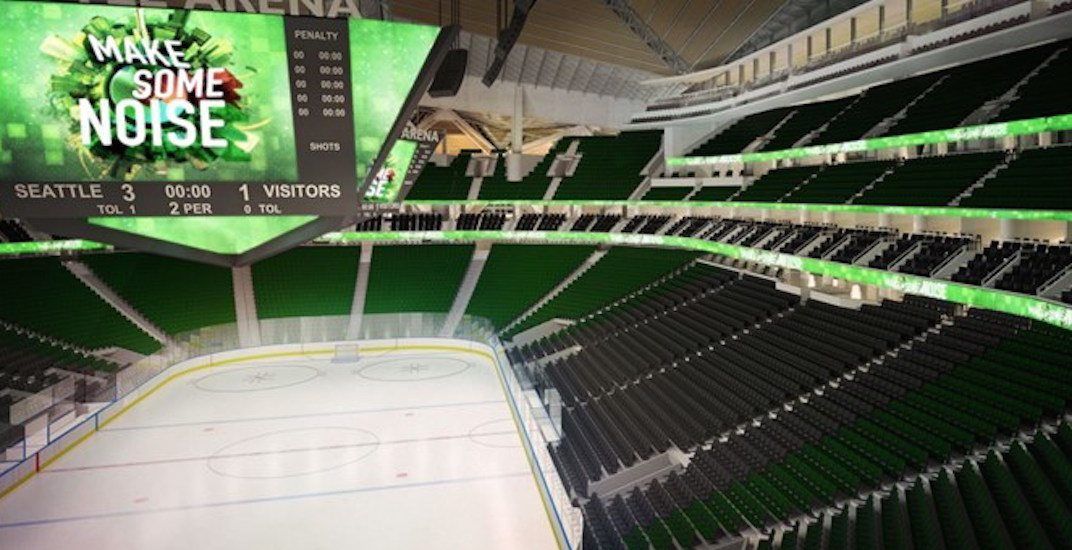 Seattle's new arena deal makes NHL and NBA teams possible