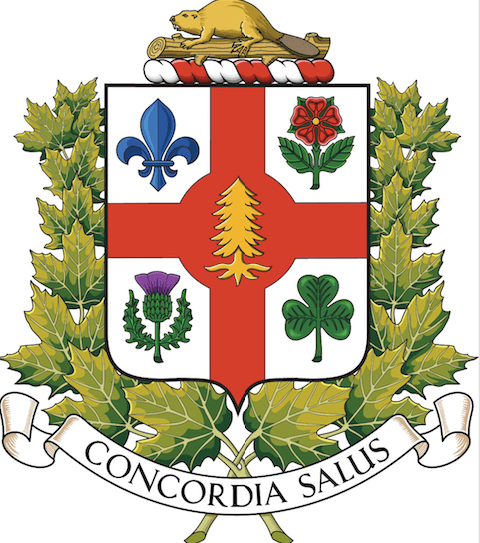 Montreal coat of arms