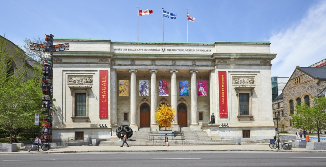You can now 'borrow' a pass that gets you into Montreal museums for free