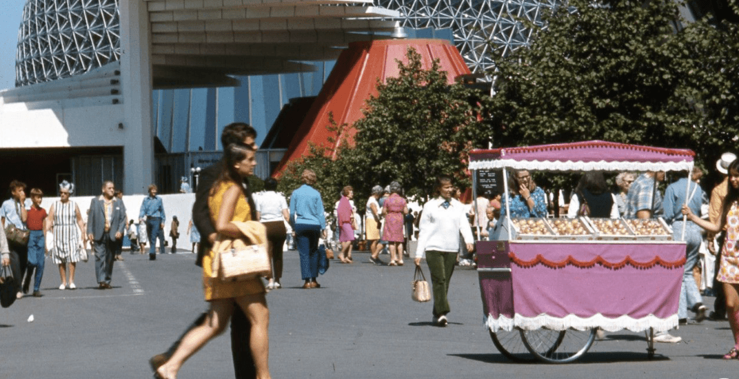 Massive Expo 67 installation taking over downtown Montreal next week
