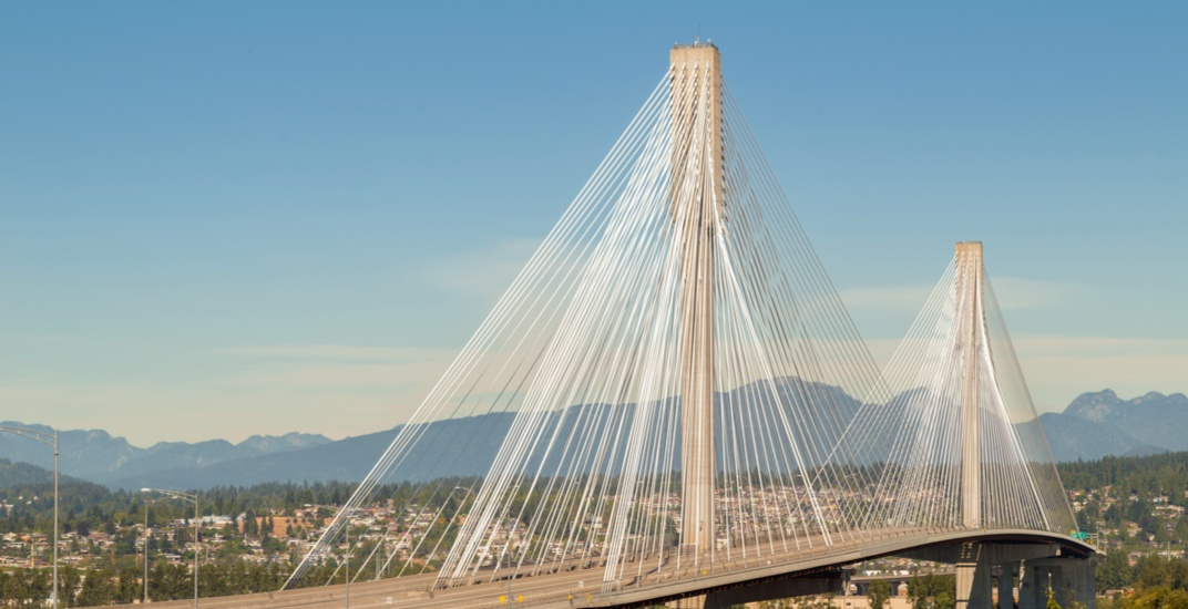 Traffic has increased over 20% on Port Mann, Golden Ears Bridge since toll removal