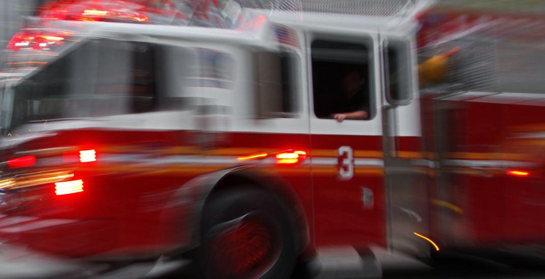Langley RCMP investigating after explosion in Aldergrove