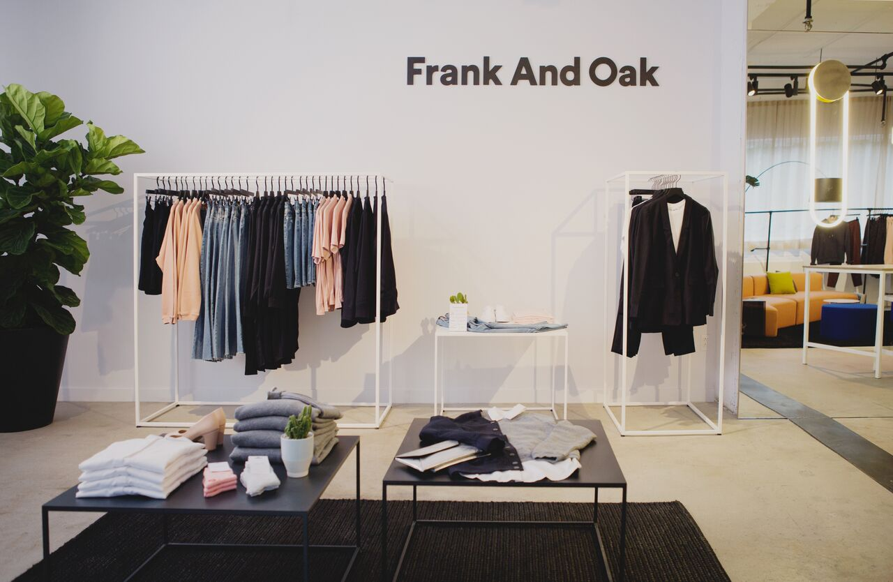 Frank and Oak Montreal