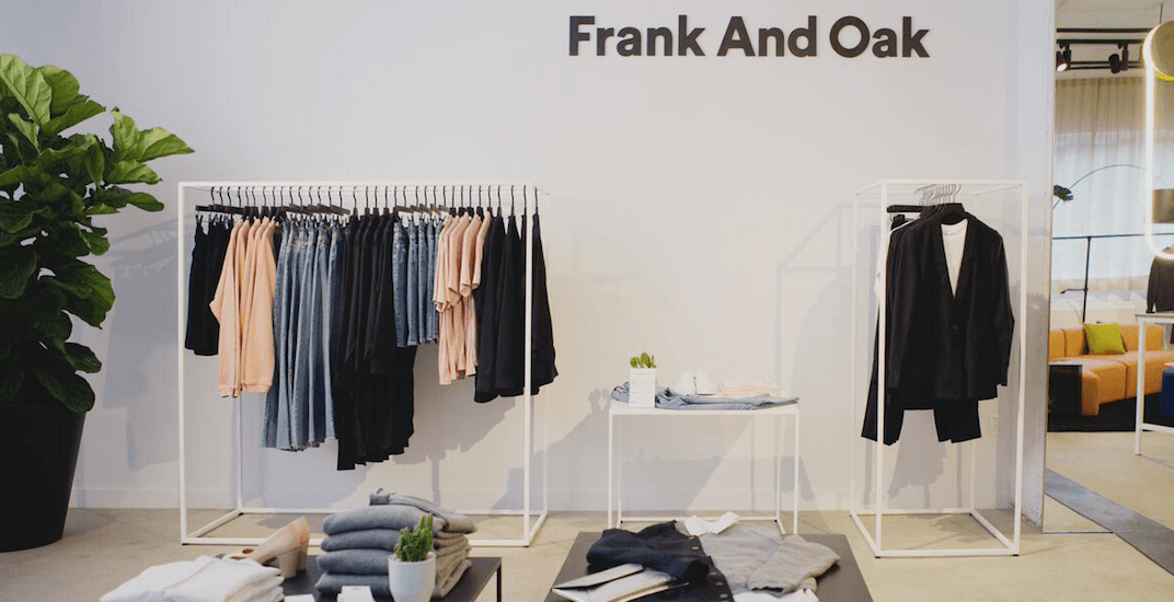 Inside Montreal's new Frank And Oak women's store (PHOTOS)