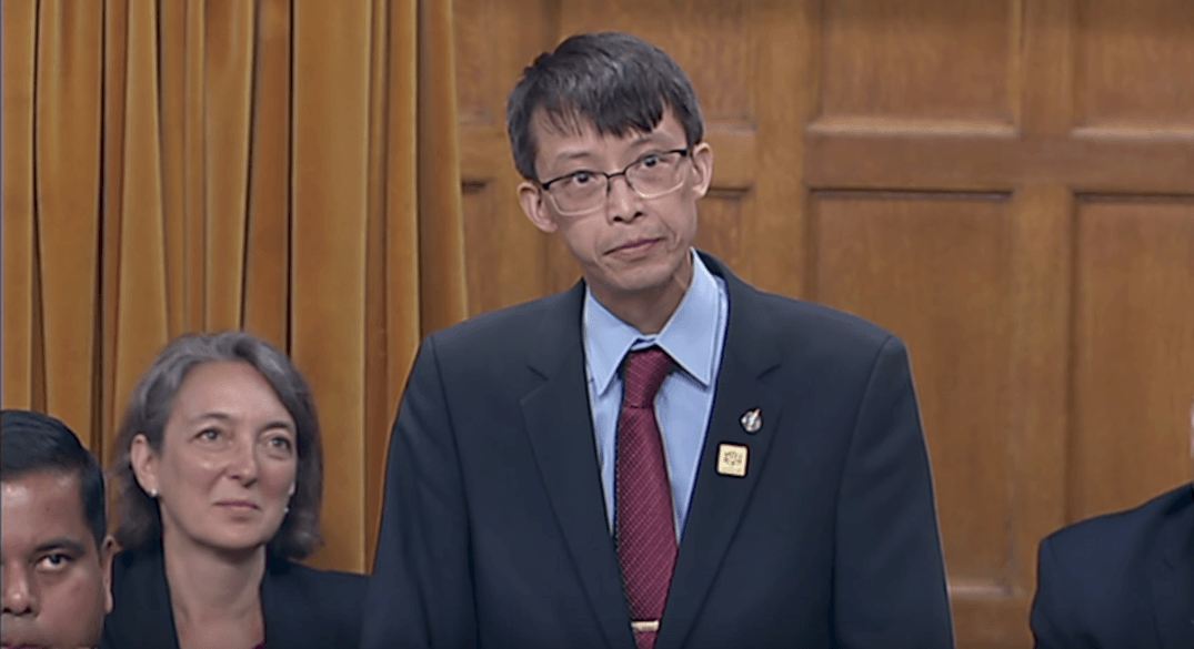 Liberal MP Arnold Chan passes away after battle with cancer