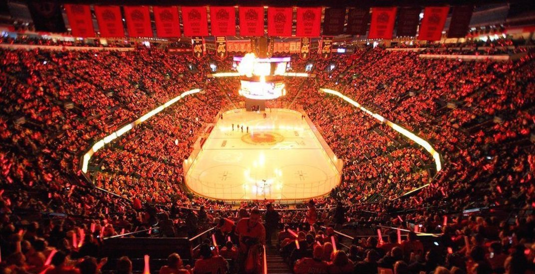 Who Will Blink First Dissecting The Calgary Flames Arena Mess Offside
