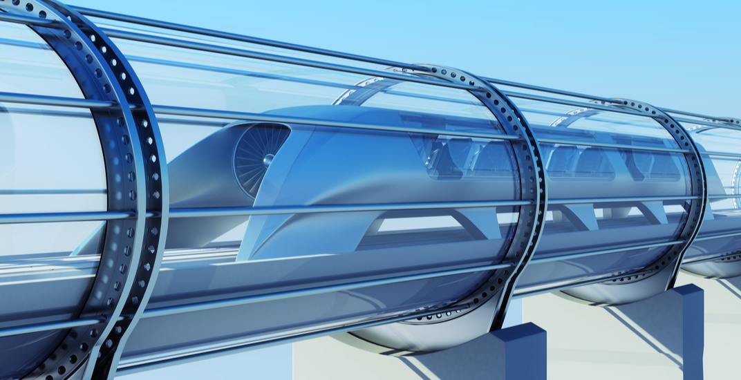 Toronto to Montreal picked as finalist for world's first hyperloop train route