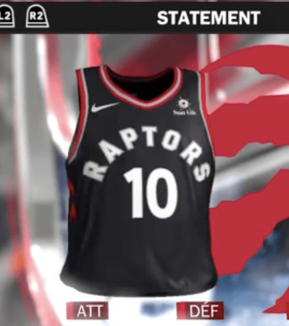info for be932 1fc6a Is this what the next Raptors jersey will look like? (PHOTOS ...