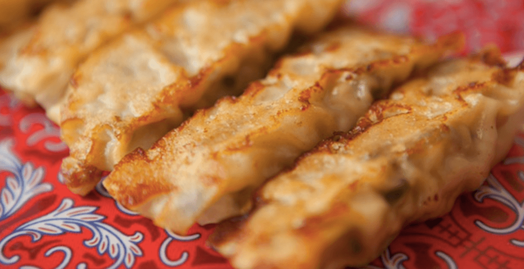 Vancouver's Dumpling King is hosting a Powell Street pop-up this month